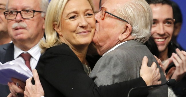 French far-right elder hostile to renaming party