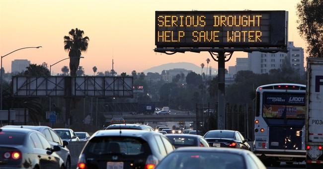 California falls short of water conservation goals