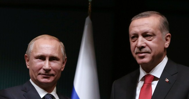 Turkey, Russia look to shake up gas market