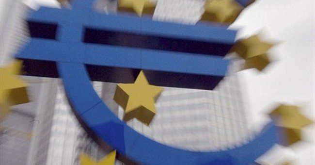 Deflation looms as Europe's economic bugbear