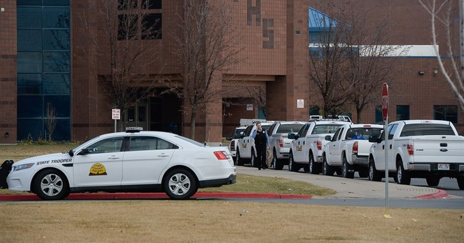 Police: Utah teen planned to open fire at school