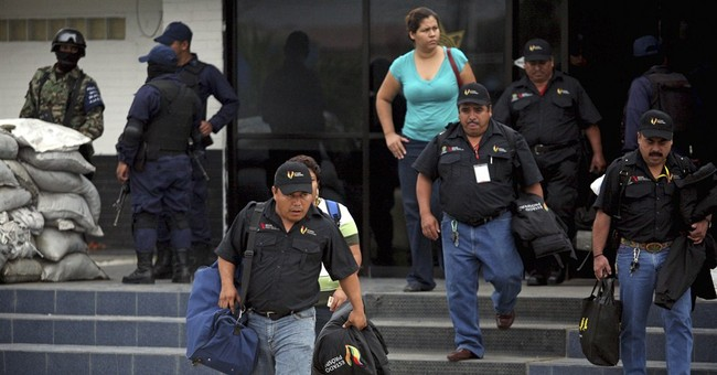 Mexican president submits police reform bill