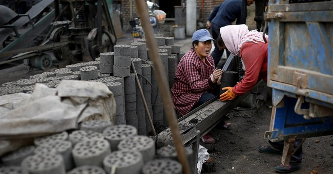 China's carbon goal a tough sell in coal country