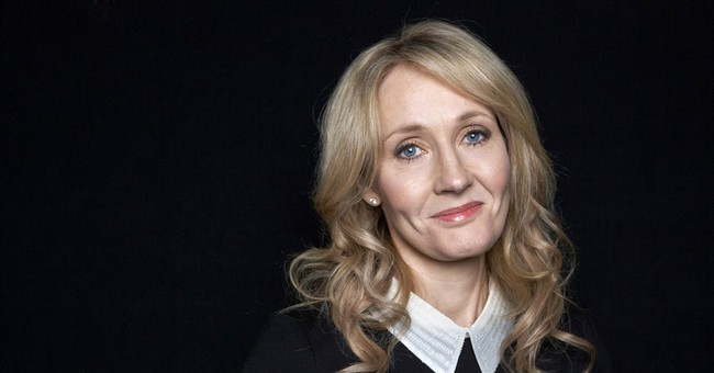 Rowling commencement speech to be issued as book