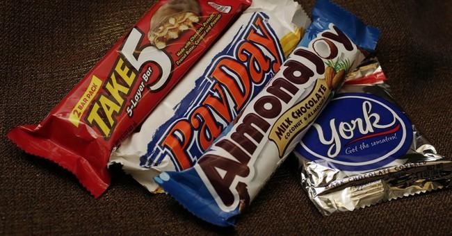 Correction: Hershey-Sweetener story