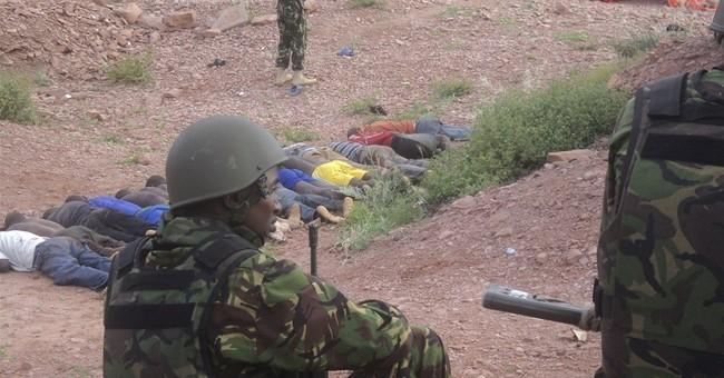 Militants kill 36 non-Muslims in northern Kenya