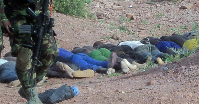 Militants kill 36 non-Muslims in northern Kenya