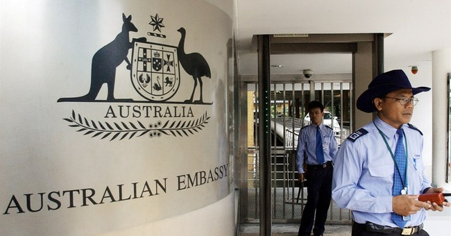 Australia: Embassies not there for absurd requests
