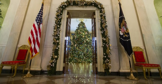 5 Things: White House Christmas decorations