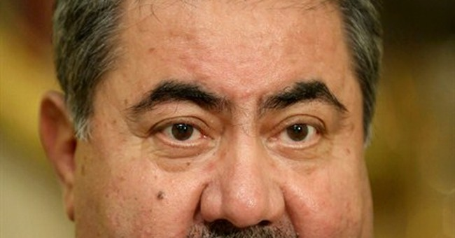 AP Interview: Iraq official says war hurts economy