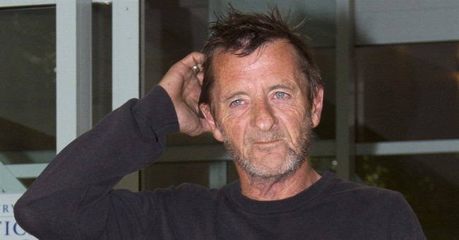 AC/DC drummer Phil Rudd scuffles with witness