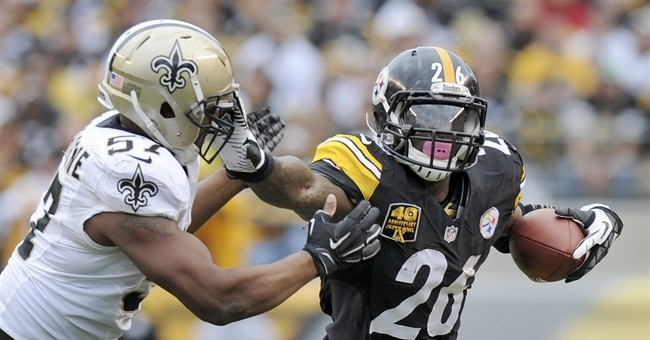Steelers' Bell seeks 1st-offender program for pot