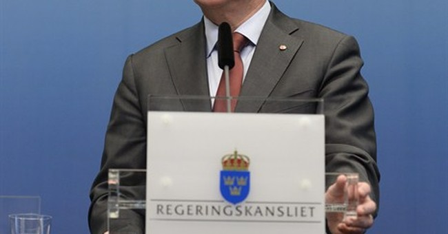 Swedish premier to call for new vote on March 22