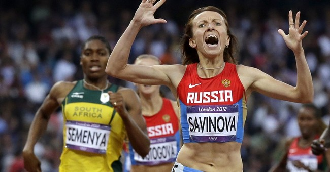 Russia facing allegations of systematic doping