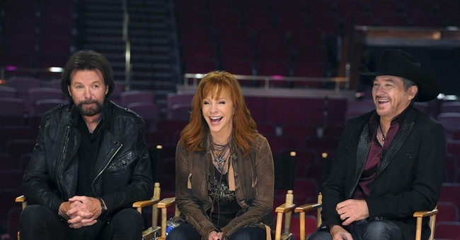 Reba McEntire, Brooks & Dunn new Vegas headliners