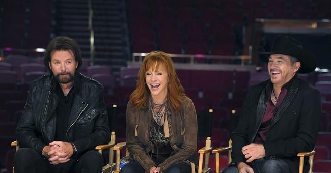 Reba McEntire, Brooks & Dunn new Vegas headliners
