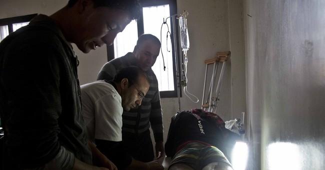 INSIDE KOBANI: War clinic treats anti-IS fighters