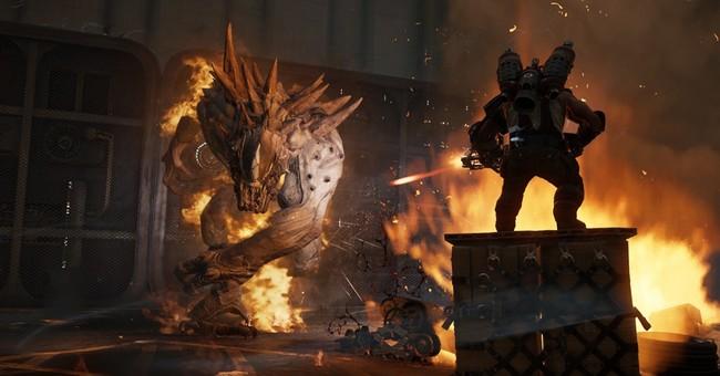'Evolve' creators tackle monstrous expectations