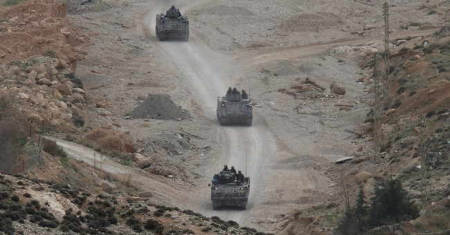 Militants announce killing of Lebanese soldier
