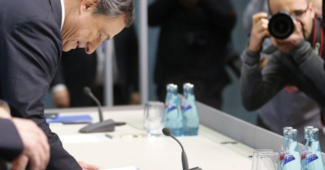 ECB puts off stimulus decision amid oil slump