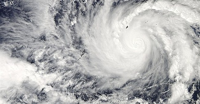 Philippines braces for powerful, erratic typhoon