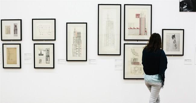 Berlin show highlights Russian design school