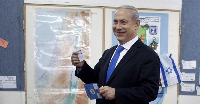Israel's election a referendum on Netanyahu