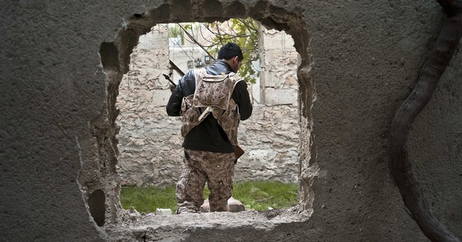 INSIDE KOBANI: Kurds doggedly defend town from IS