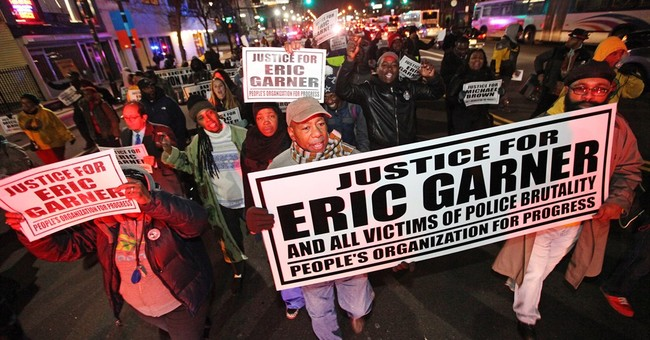 Reaction to grand jury finding in chokehold death