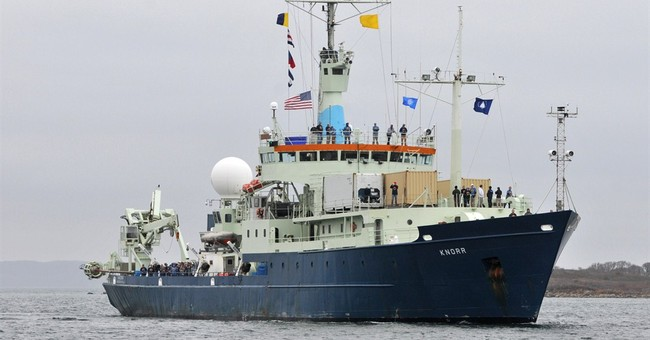 After 1.3M miles, end of an era for research ship