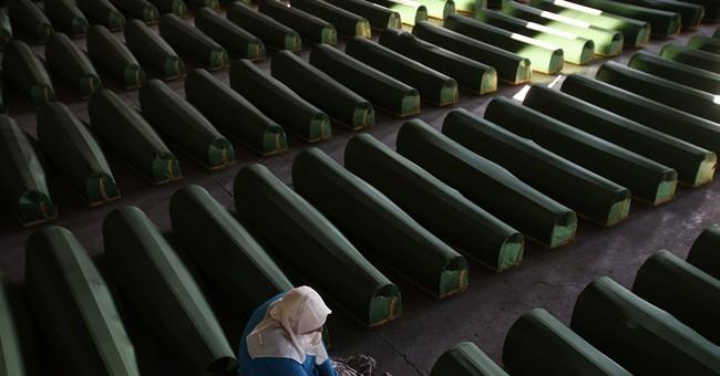 AP Newsbreak: Bosnia missing project to go global