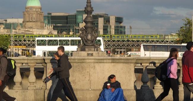 S&P says Ireland rebounding, raises credit rating