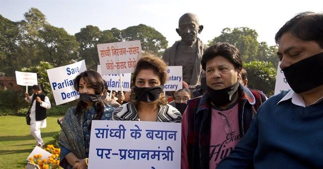 Indian minister's derogatory remark stirs uproar