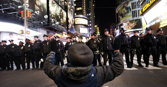 A look at police killings cited by protesters