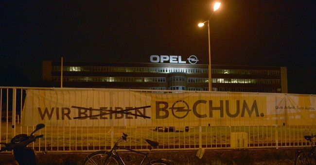 GM shutters Opel plant in Bochum after 52 years