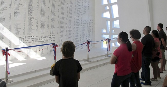 Mismanagement allegations at Pearl Harbor memorial