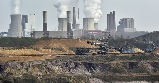 A handful of countries contributes most to climate