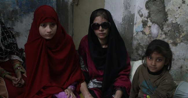 Abused women face lonely struggle in Pakistan