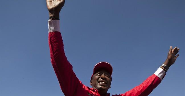APNewsBreak: Charges dropped against Kenyan leader
