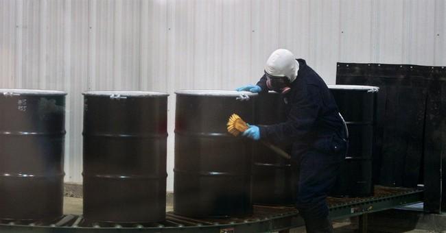 Agency: 6 workers inhaled uranium at Wyoming mine
