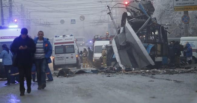 Russian court convicts 4 in Volgograd bombings