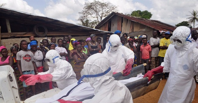 UN peacekeeper in Liberia tests positive for Ebola