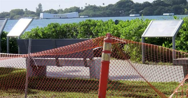 Mismanagement allegations at Pearl Harbor memorial