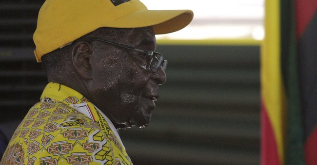 Zimbabwe vice president falls out of favor