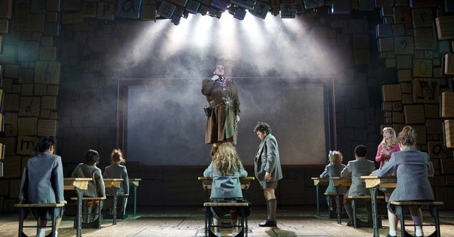 'Matilda the Musical' recoups on Broadway