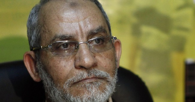 Egypt refers Brotherhood leader to new trial