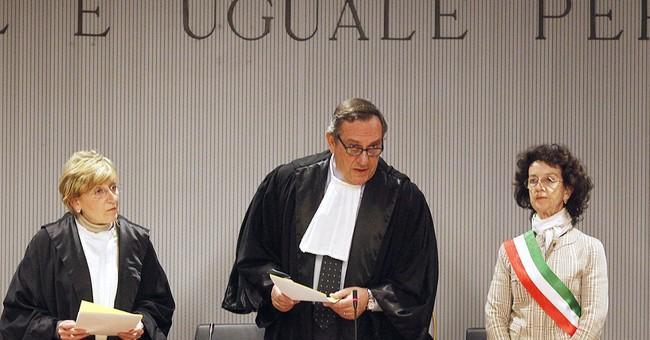 Italian Justice Ministry investigating Knox judge