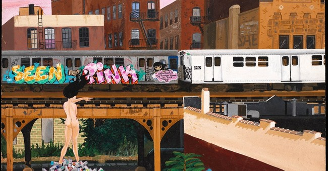 Graffiti art highlighted in NYC exhibition