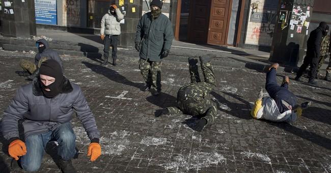 Ukraine opposition wants constitutional change