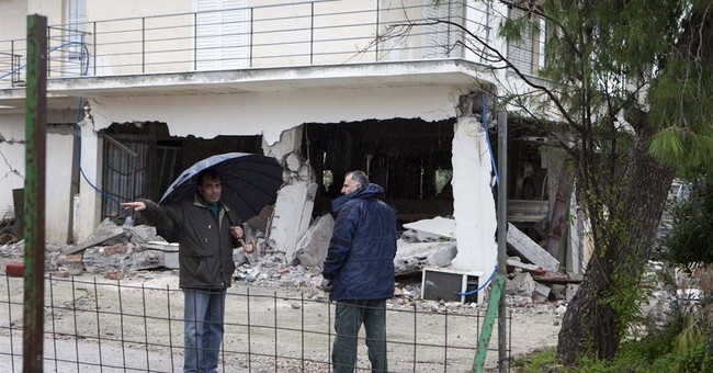 Strong quake hits western Greek isle of Kefalonia